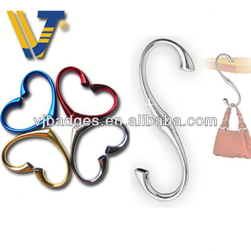Promotional premium gifts purse hanger hook