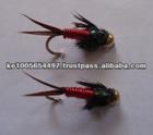 BH copper johns(Nymph trout flies)