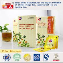 Chinese cure diabetes tea herbal tea