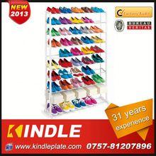 Kindle Professional Customized metal folding shelf