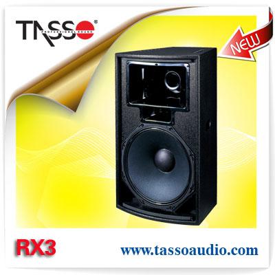 TASSO PRO sound loudspeaker Passive PA woofer 21 sound speaker