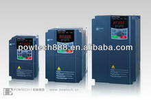 POWTECH single phase/three phase dc to ac frequency inverter ,converter,solar inverter VFD