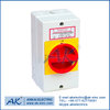 chang over switch 20A isolator switch with protective box