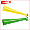 Cheap plastic cheering horn sports plastic trumpet