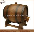 oak wood whisky wine barrel(5L)