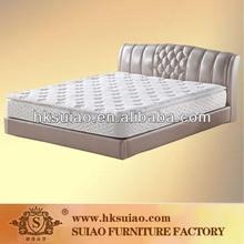 Hotel furniture dubai pillow top bed mattress