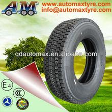 Duraland Back Tyre Big Piece Pattern