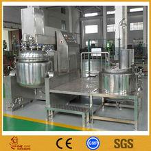 Vacuum Homogenizer, Vacuum Emulsifying Mixer TOVH-200L