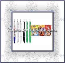 Promotional Brand Banner Pen -THB-002