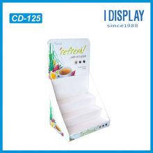 Portable small display counter for tea sale