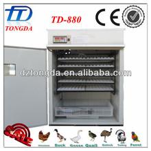 TD-880 automatic eggs setter incubator hatcher poultry farm house design