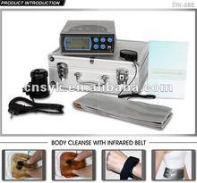 High tech Detox foot spa body clean massager