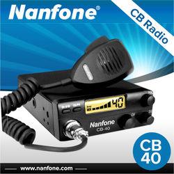 Nanfone CB-40 AM motorcycle am/fm radio