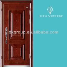 Stronge Steel Door With Classic Design 2014