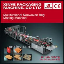 China best price nonwoven fabric material bag-making machinery