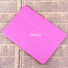 High quality custom leather tablet case for apple ipad air smart cover new product for 2014 trendy laptop protective case