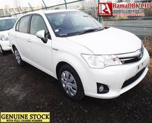 Stock#34365 TOYOTA COROLLA AXIO HYBRID G USED CAR FOR SALE [RHD][JAPAN]