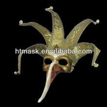 Party Decorative Masks Funny Long Nose Venice