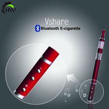 New smokeing pipe Bluetooth Vshare e cigarette accessories Kingway Vshare no flame e-cigarette