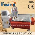 Precio de fábrica de tiendas por departamento placa de identificación de polvo a prueba de dispositivo de succión T - ranura de madera mesa de la máquina duplicadora de llaves