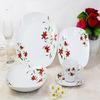opal dinnerware,unbreakable dinnerware,bone china dinnerware