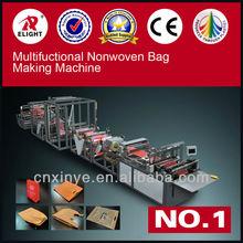 Xinye factory Multifunctional nonwoven Bag making machine