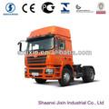 Motor diesel de 4 x 2 semi tractor camión shacman camión