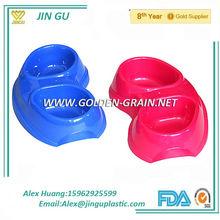Hot sell plastic whisker city cat bowls