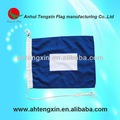 160g gesponnen polyester signal flagge