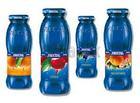 Fruit juice, glass bottle