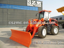 same as SDLG and CAT 3t wheel loader with pallet fork and weichai engine,cummins engine for russia
