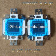 CE RoHS LED Endoscope Light source, Epistar Bridgelux 445-450nm 460nm 9W Blue LED Array In Shenzhen
