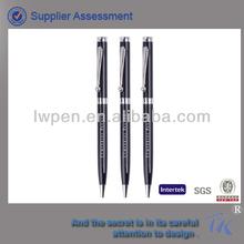Fashion Silk Screen Logo Ballpoint Pen