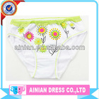 Suit For Sweetly Girls With Elastic Lace Waistband Top Model Undies