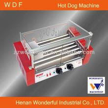 New Type Machine Hot Dog