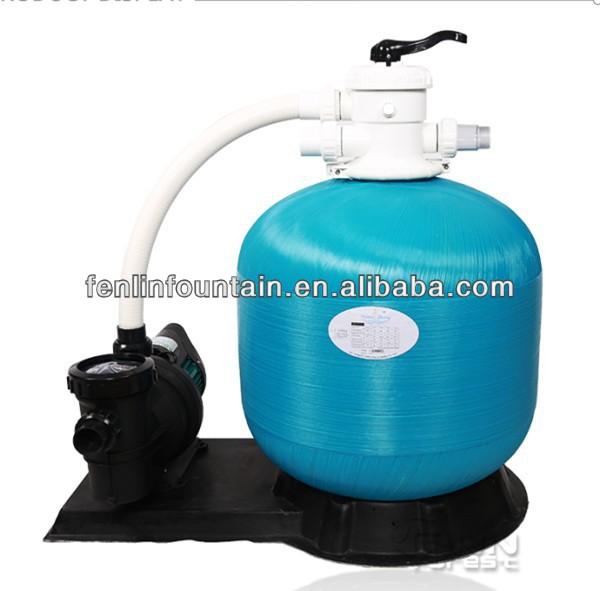 400 Diameter Swimming Pool Sand Filter and 0.5HP Water Pump