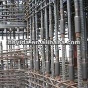 Cilvil Engineering Building Material 45# Steel 12-40mm Rebar Splicing Coupler