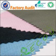 nylon cotton hemp blend fabric for sportwear