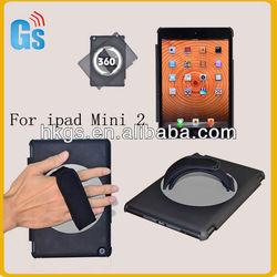 Hard Plastic Case For Ipad Mini 2 360 Degree Rotating Hand Hold