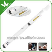 rechargeable e hookah pen slim pen style touch electronic cigarette