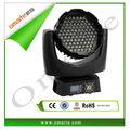 90*3w led cabeza móvil etapa luz con zoom de utilizar para la etapa y discoteca