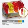 hot sale plastic lemon squeezer-22.5CM