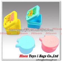 Dot Pattern Blue Candy Box