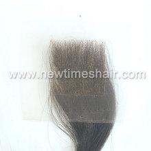 Very small hair piece ponytail