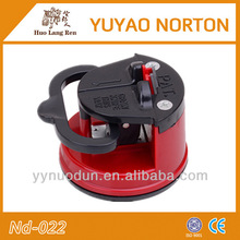 China kitchen as seen on TV knife sharpener with suction pad