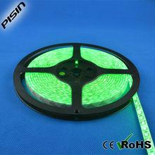 Emerald green ip65 5050 smd led strip