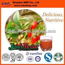 Pure Xinjiang Goji Concentrate Juice