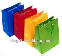 Printed Luxury Paper Shopping Bag