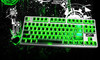 2014 hot sale fashion laptop style keyboard for pc