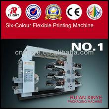 YT-6600/6800/61000 Six -Color Flexible Printing Machine,plastic bag printing machines